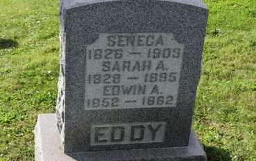 EDDY, SENECA - Medina County, Ohio | SENECA EDDY - Ohio Gravestone Photos