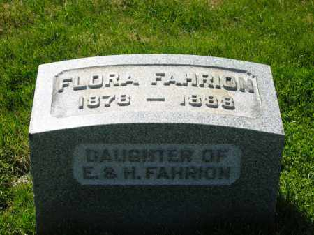 FAHRION, H. - Medina County, Ohio | H. FAHRION - Ohio Gravestone Photos