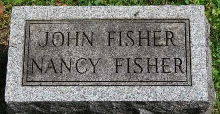 FISHER, JOHN - Medina County, Ohio | JOHN FISHER - Ohio Gravestone Photos