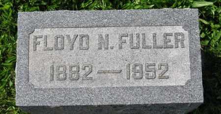 FULLER, FLOYD N. - Medina County, Ohio | FLOYD N. FULLER - Ohio Gravestone Photos