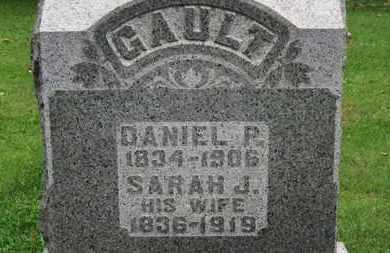 GAULT, DANIEL R. - Medina County, Ohio | DANIEL R. GAULT - Ohio Gravestone Photos