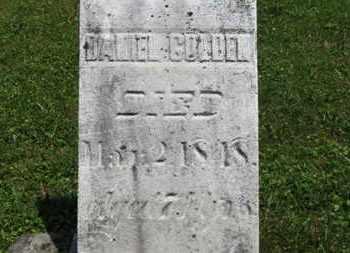 GOLDEN, DANIEL - Medina County, Ohio | DANIEL GOLDEN - Ohio Gravestone Photos