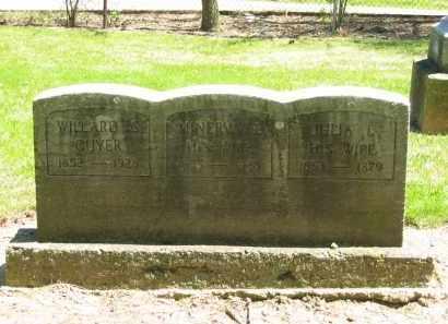 GUYER, WILLARD S. - Medina County, Ohio | WILLARD S. GUYER - Ohio Gravestone Photos