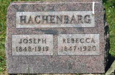 HACHENBARG, REBECCA - Medina County, Ohio | REBECCA HACHENBARG - Ohio Gravestone Photos