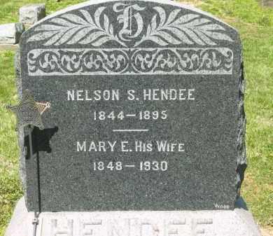 HENDEE, MARY E. - Medina County, Ohio   MARY E. HENDEE - Ohio Gravestone Photos
