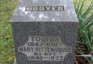 HOOVER, MARY - Medina County, Ohio | MARY HOOVER - Ohio Gravestone Photos