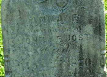 JOST, E. - Medina County, Ohio | E. JOST - Ohio Gravestone Photos