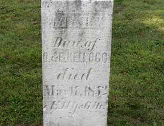 KELLOG, O. - Medina County, Ohio | O. KELLOG - Ohio Gravestone Photos