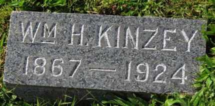 KINZEY, WM. H. - Medina County, Ohio | WM. H. KINZEY - Ohio Gravestone Photos
