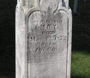 LEWIS, MAY - Medina County, Ohio | MAY LEWIS - Ohio Gravestone Photos