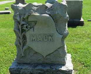 MACK, FAMILY MARKER - Medina County, Ohio | FAMILY MARKER MACK - Ohio Gravestone Photos