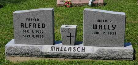 MALLASCH, ALFRED - Medina County, Ohio | ALFRED MALLASCH - Ohio Gravestone Photos
