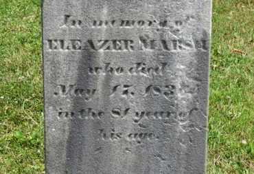 MARSH, ELEAZER - Medina County, Ohio | ELEAZER MARSH - Ohio Gravestone Photos