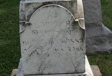 MARSTON, LOUISA H. - Medina County, Ohio | LOUISA H. MARSTON - Ohio Gravestone Photos