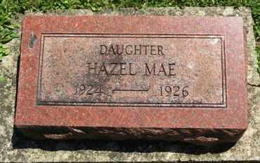 MOEHLE, HAZEL MAE - Medina County, Ohio   HAZEL MAE MOEHLE - Ohio Gravestone Photos