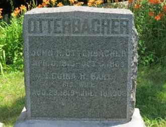 OTTERBACHER, JOHN H. - Medina County, Ohio   JOHN H. OTTERBACHER - Ohio Gravestone Photos