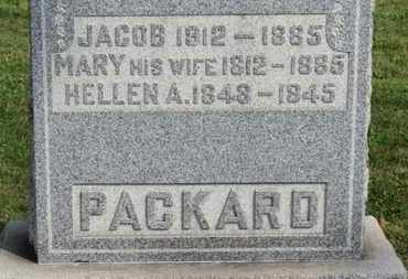 PACKARD, JACOB - Medina County, Ohio | JACOB PACKARD - Ohio Gravestone Photos