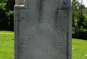 REUSCH, ANNA M. - Medina County, Ohio | ANNA M. REUSCH - Ohio Gravestone Photos
