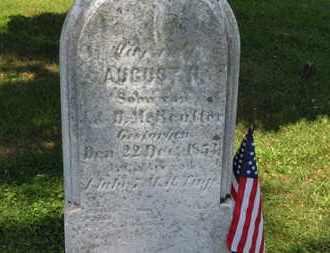 REUTTER, J. - Medina County, Ohio | J. REUTTER - Ohio Gravestone Photos