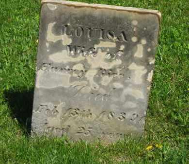 RICE, HARVEY - Medina County, Ohio | HARVEY RICE - Ohio Gravestone Photos