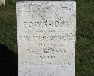 RICHARDS, EDWARD H. - Medina County, Ohio | EDWARD H. RICHARDS - Ohio Gravestone Photos