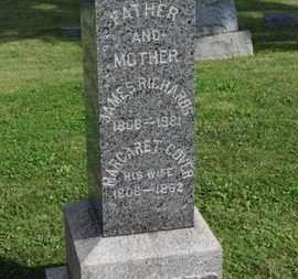 RICHARDS, JAMES - Medina County, Ohio | JAMES RICHARDS - Ohio Gravestone Photos