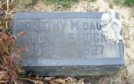 ROCK, DOROTHY M. - Medina County, Ohio | DOROTHY M. ROCK - Ohio Gravestone Photos
