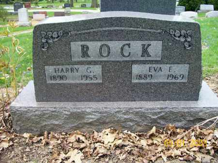 ROCK, EVA E. - Medina County, Ohio   EVA E. ROCK - Ohio Gravestone Photos