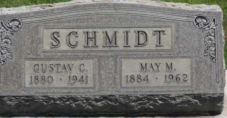 SCHMIDT, GUSTAV C. - Medina County, Ohio | GUSTAV C. SCHMIDT - Ohio Gravestone Photos