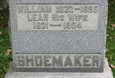 SHOEMAKER, LEAH - Medina County, Ohio | LEAH SHOEMAKER - Ohio Gravestone Photos