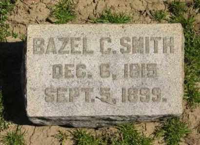 SMITH, BAZEL C. - Medina County, Ohio | BAZEL C. SMITH - Ohio Gravestone Photos