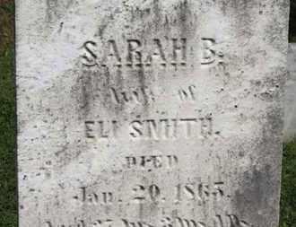 SMITH, SARAH B. - Medina County, Ohio | SARAH B. SMITH - Ohio Gravestone Photos