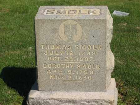 SMOLK, DOROTHY - Medina County, Ohio | DOROTHY SMOLK - Ohio Gravestone Photos