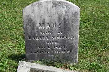 SPOONER, MARY - Medina County, Ohio | MARY SPOONER - Ohio Gravestone Photos