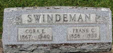 SWINDEMAN, FRANK C. - Medina County, Ohio | FRANK C. SWINDEMAN - Ohio Gravestone Photos