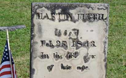 TERRILL, MARTIN - Medina County, Ohio | MARTIN TERRILL - Ohio Gravestone Photos