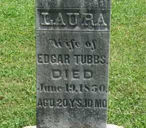 TUBBS, LAURA - Medina County, Ohio | LAURA TUBBS - Ohio Gravestone Photos