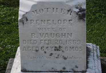 VAUGHN, R. - Medina County, Ohio | R. VAUGHN - Ohio Gravestone Photos
