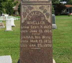 WHELLER, SARAH - Medina County, Ohio | SARAH WHELLER - Ohio Gravestone Photos