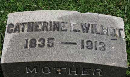 WILMOT, CATHERINE - Medina County, Ohio | CATHERINE WILMOT - Ohio Gravestone Photos
