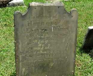 WILMOT, HARRIET - Medina County, Ohio | HARRIET WILMOT - Ohio Gravestone Photos