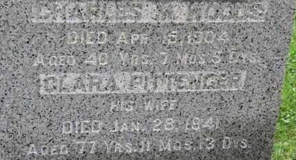 WOODS, CHARLES M. - Medina County, Ohio | CHARLES M. WOODS - Ohio Gravestone Photos