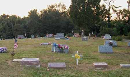 A MIDDLEPORT HILL OVERVIEW, MIDDLEPORT HILL CEMETERY - Meigs County, Ohio | MIDDLEPORT HILL CEMETERY A MIDDLEPORT HILL OVERVIEW - Ohio Gravestone Photos