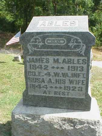 BOICE/BOYCE ABLES, SUSA A. - Meigs County, Ohio | SUSA A. BOICE/BOYCE ABLES - Ohio Gravestone Photos