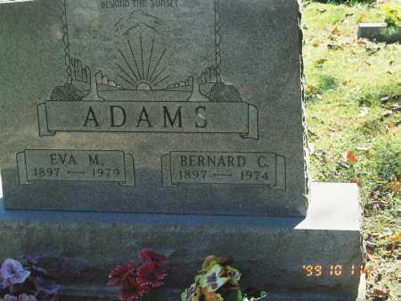 ADAMS, EVA M. - Meigs County, Ohio | EVA M. ADAMS - Ohio Gravestone Photos