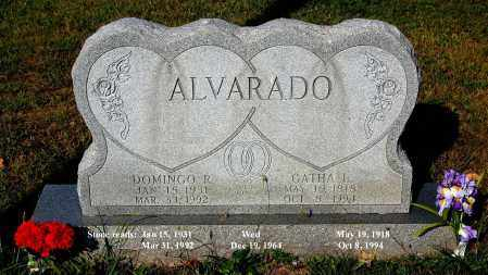 ALVARADO, GATHA L - Meigs County, Ohio | GATHA L ALVARADO - Ohio Gravestone Photos