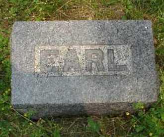AMOS, EARL - Meigs County, Ohio   EARL AMOS - Ohio Gravestone Photos