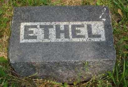 AMOS, ETHEL - Meigs County, Ohio   ETHEL AMOS - Ohio Gravestone Photos