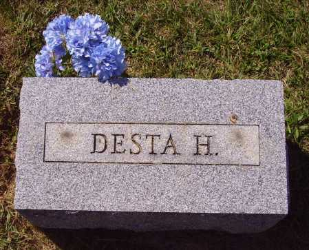 ANDERSON, DESTA H. - Meigs County, Ohio | DESTA H. ANDERSON - Ohio Gravestone Photos