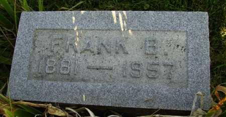 ARBAUGH, FRANK B. - Meigs County, Ohio | FRANK B. ARBAUGH - Ohio Gravestone Photos